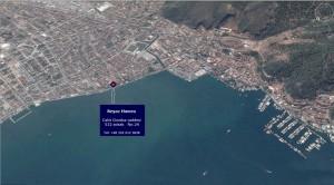 Beyaz Homes Fethiye Turkey Office Map