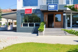 Beyaz Homes properties Turkey office