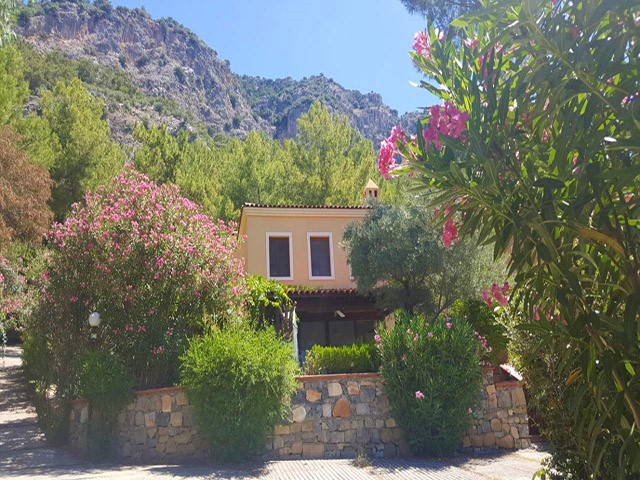 Gocek 4 Bedroom Villa With Part Sea View For Sale