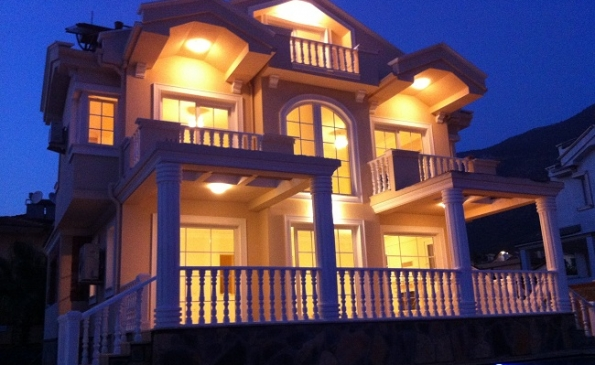 villa in ovacik for sale,builders in fethiye,turkey,Oludeniz