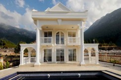 beyaz homes fethiye,villas in white Ovacik,oludeniz