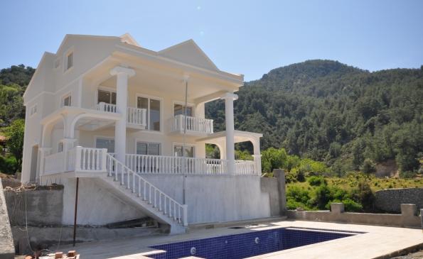 Uzumlu villa modern property Fethiye Turkey