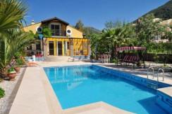 Uzumlu villa,fantastic villa with view,fethiye properties