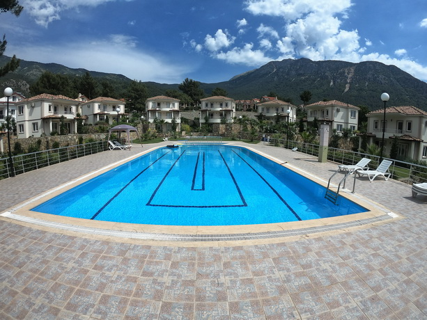 3 Bedroom Brand-New Villas With Mountain View in Ovacik For Sale