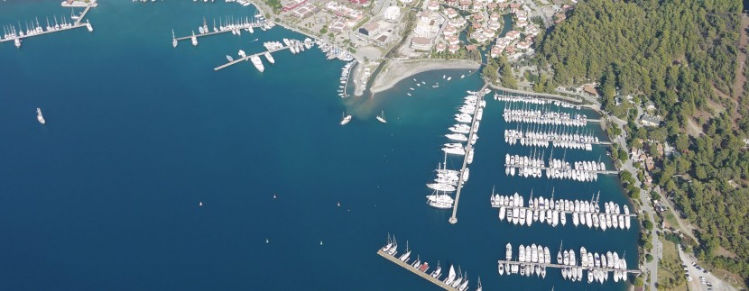 Gocek Port Marina