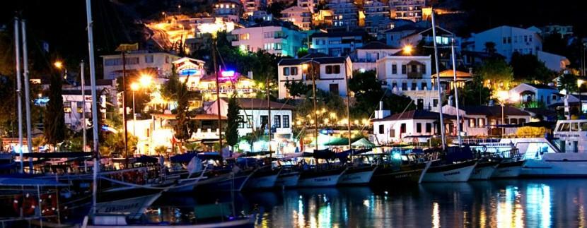 Kaş-Antalya