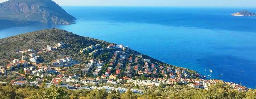 Kalkan Antalya Turkey