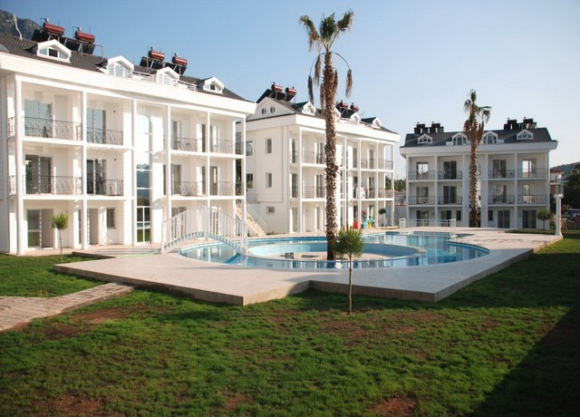 beyaz homes apartments in Fethiye (6)
