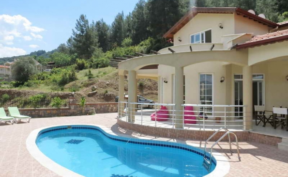 beyaz homes uzumlu villas in Fethiye for sale Turkey (1)
