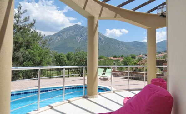 beyaz homes uzumlu villas in Fethiye for sale Turkey (5)