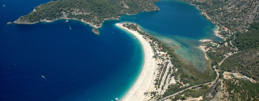 oludeniz beach Turkey