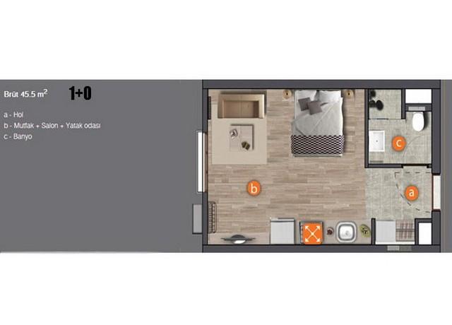 beyaz homes ıstanbul property plans (2)