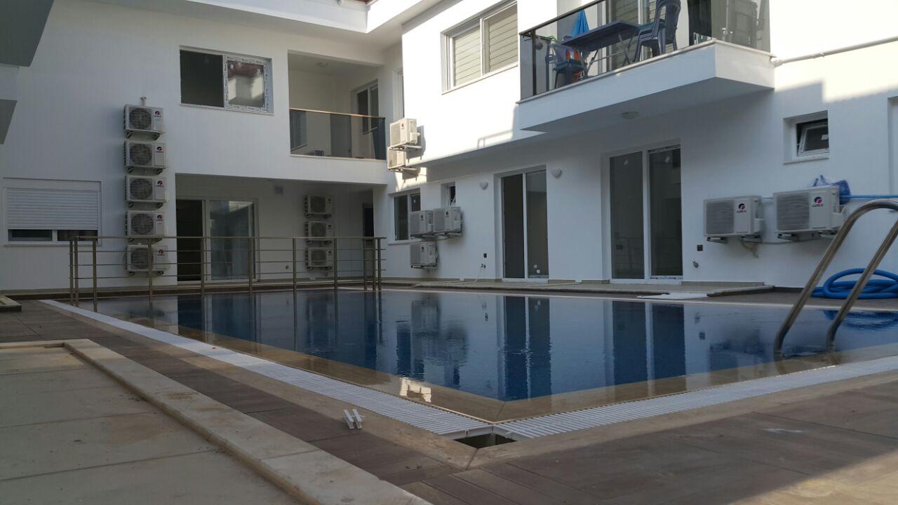 Новые квартиры рядом с центром Чалыш Фетхие