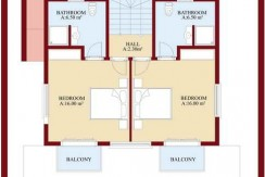 beyaz homes property in turkey floor plans (3)