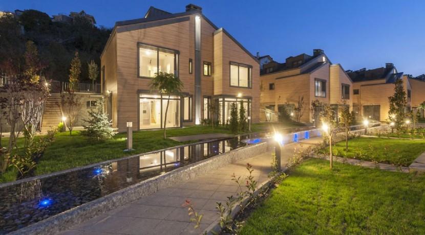 beyaz homes villa in Zekeriyakoy Istanbul external (13)