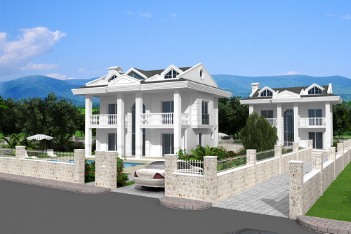 brand new villas oludeniz (2)