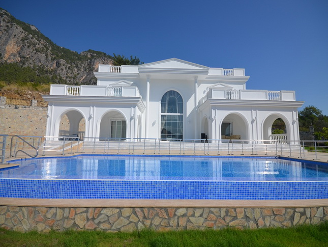 Luxury Inclusion Design Villa in Akkaya Dalaman Turkey