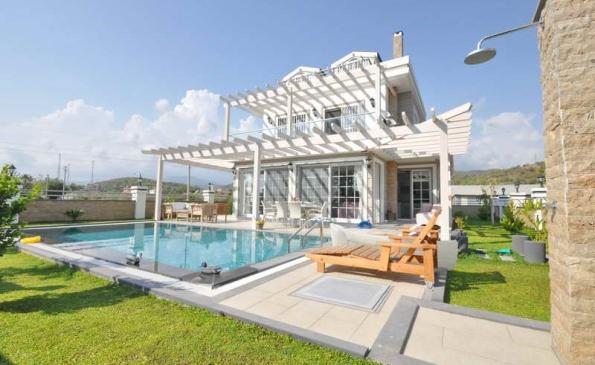 NOT AVAILABLE! Fabulous 4 Bedroom Detached Villa Close to Beach Koca Calis Fethiye