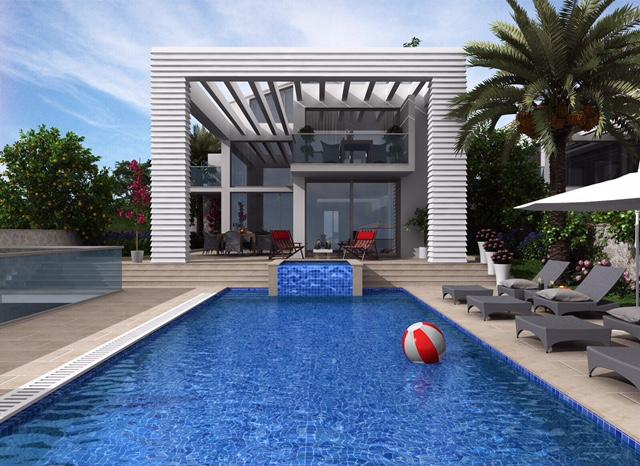 Luxury Off-Plan Villas In Ortaalan Kalkan For Sale