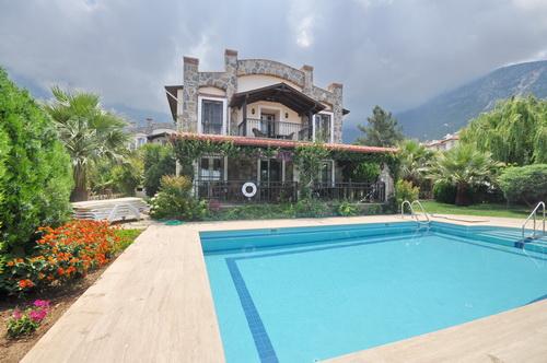 beautiful villa in oludeniz (1)