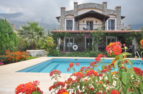 beautiful villa in oludeniz (3)