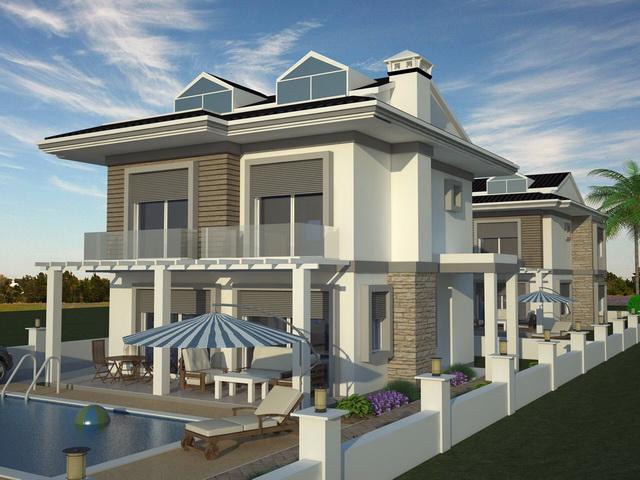 Fantastic Off-Plan Villas In Calis