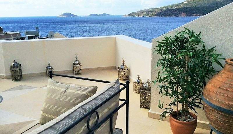 villa with sea view Kalkan (1)
