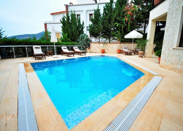 villa with sea view Kalkan (11)