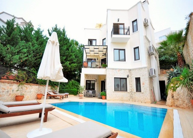 villa with sea view Kalkan (12)