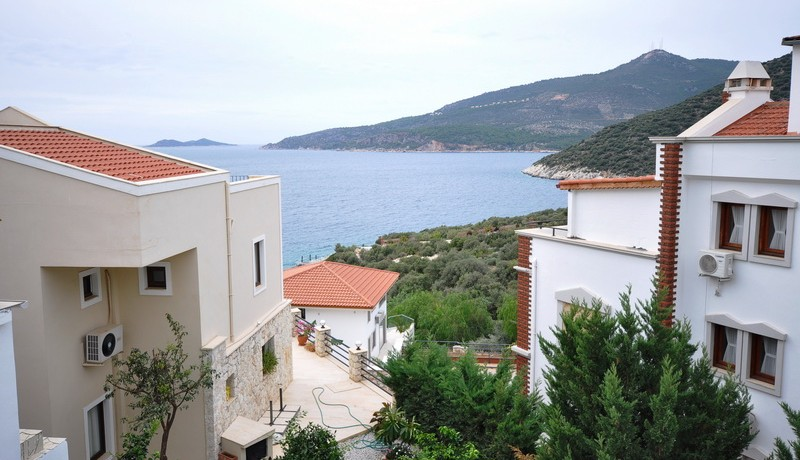 villa with sea view Kalkan (13)