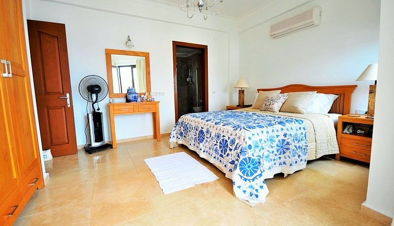 villa with sea view Kalkan (15)