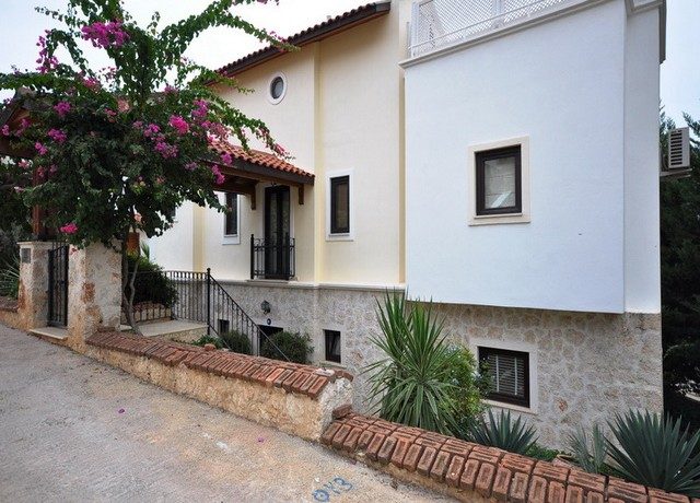 villa with sea view Kalkan (19)