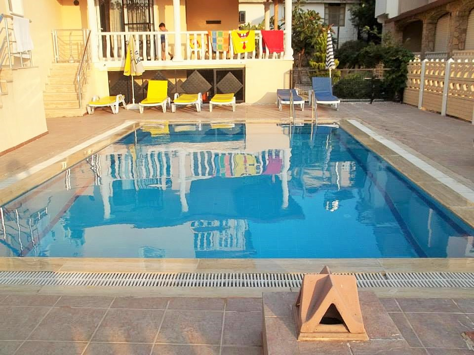 Large Apartment in Ovacik For Sale Fully Furnished
