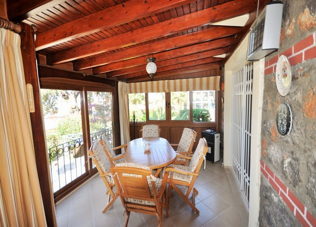villa in Ovacik for sale fully furnished (15)