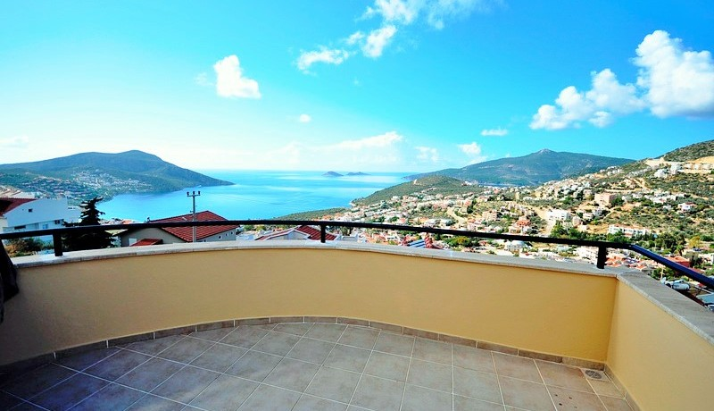 villa in kalkan for sale (19)
