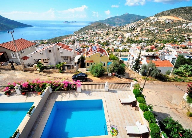 villa in kalkan for sale (20)