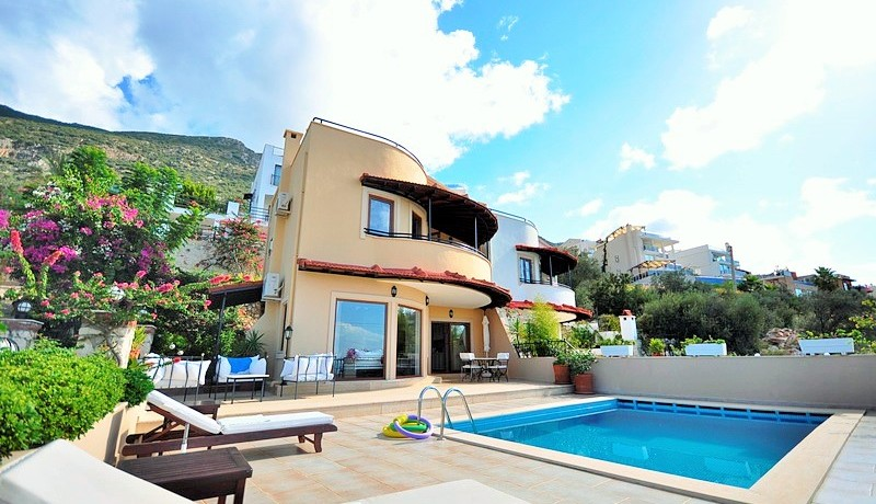 villa in kalkan for sale (3)