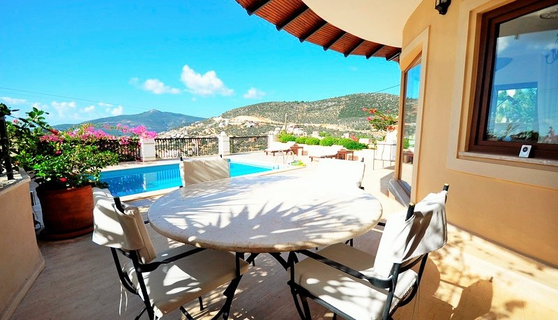 villa in kalkan for sale (6)