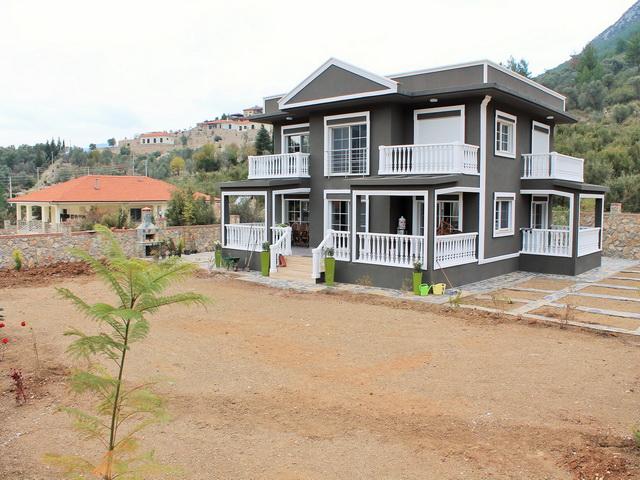 Amazing Modern Villa In Uzumlu From Beyaz Homes For Sale