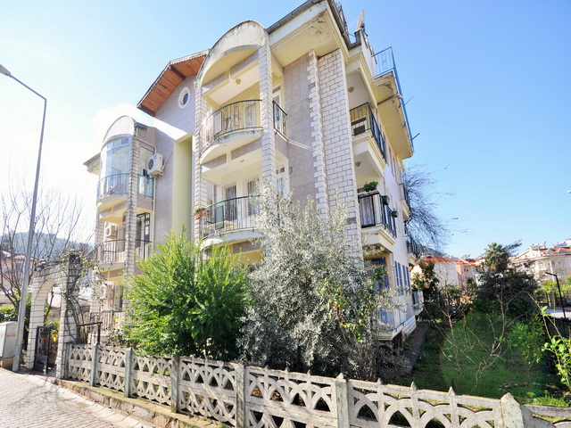 Bargain Apartment With Central Location In Fethiye