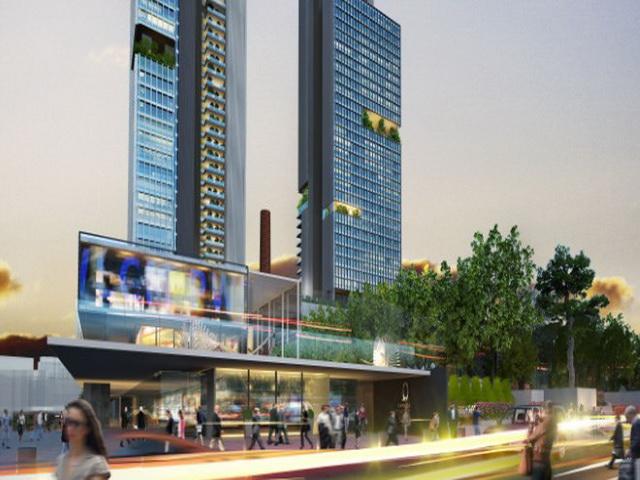 Отличный Проект С Отличном Расположением и Отличными Удобствами В Стамбуле
