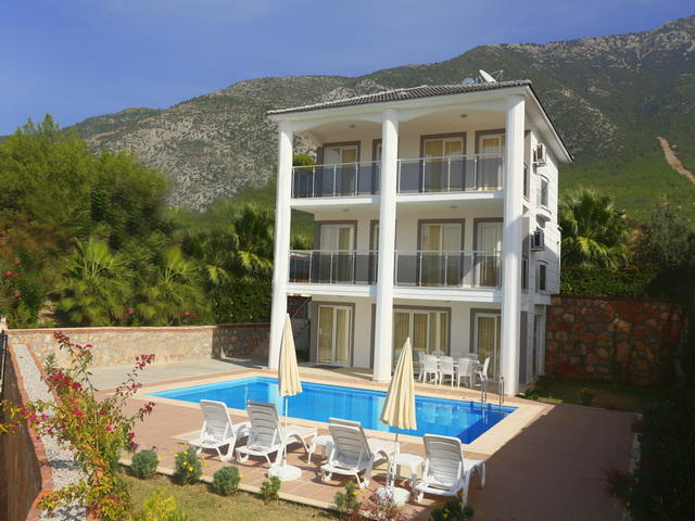 Superb Detached Villa For Sale in Ovacik Oludeniz