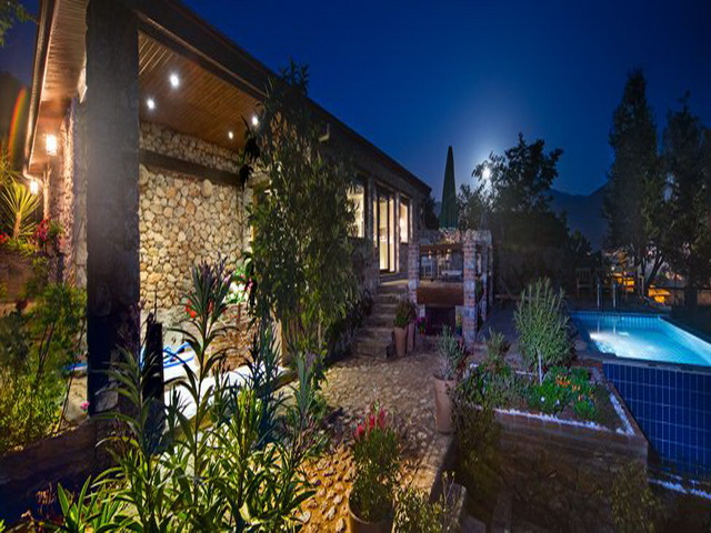Magnificent Kayakoy House With Valley View For Sale