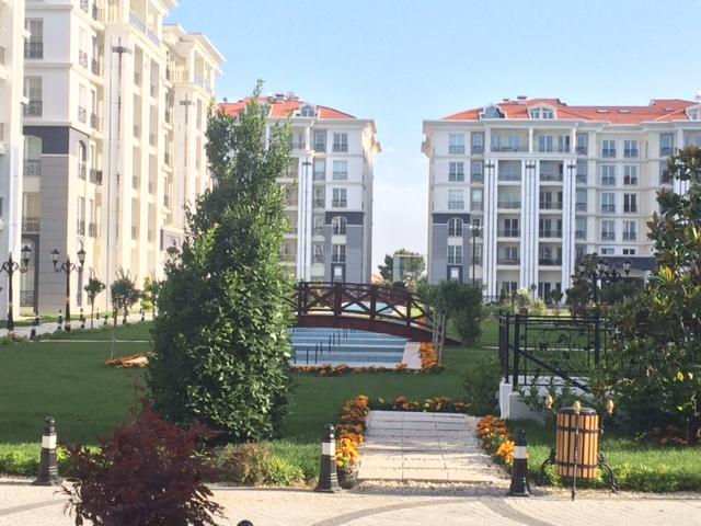 Элитные Квартиры с Видом На Море в Стамбуле