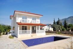 uzumlu villas fethiye 3 bedroom private pool