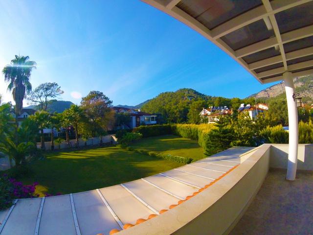 Beachfront Luxury Apartment For Sale in Gocek Fethiye