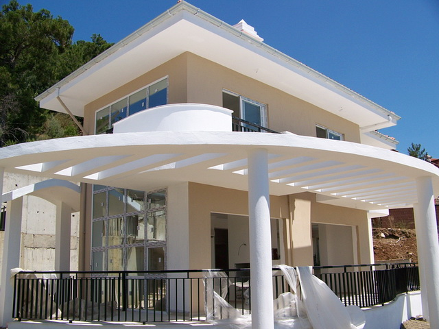 Modern Villa with Sea Villas in Sarigerme