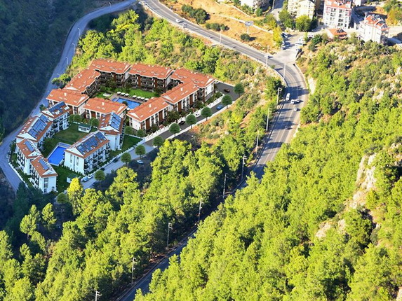 Brand New Apartment Complex in Tasyaka Fethiye