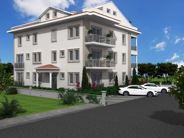 Brand New Apartments in Fethiye Center