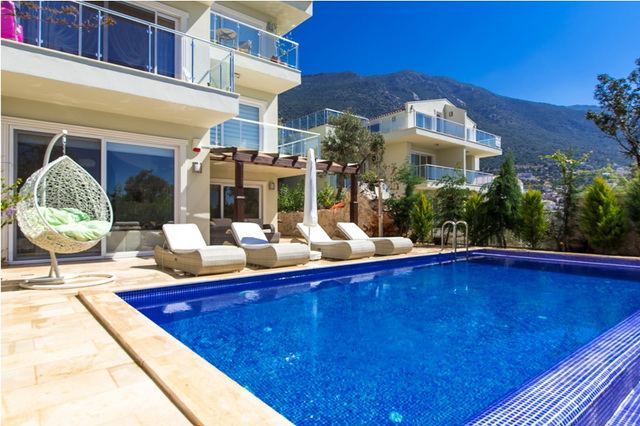 Fully Furnished Apartment in Kalkan